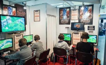 Darken Age Battle Arena na PGA 2015