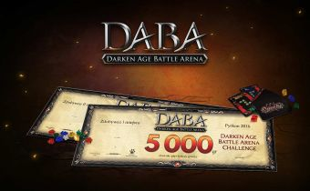 We invite everyone to the next DABA Challenge tournament!